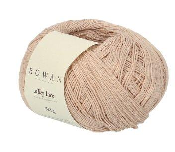 Rowan Silky Lace #4 Rubelite