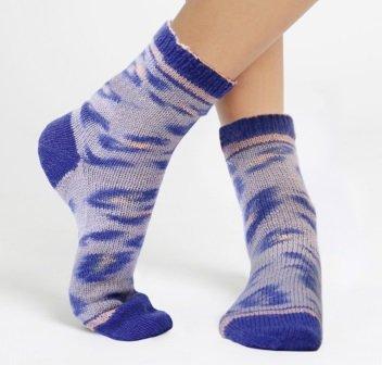 Kinda Magic Sock Yarn Regia - Purfect Purple