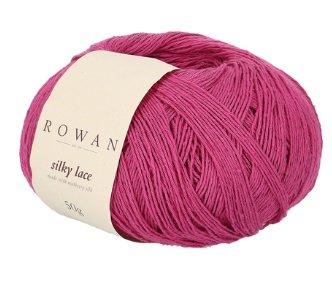 Rowan Silky Lace #6 Spinel