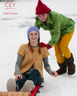 CEY Designs Toboggan #9147