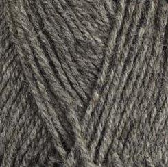 Rauma StrikkeGarn 3ply 105 Dark Grey Heather