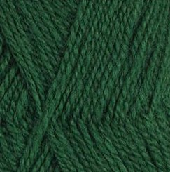 Rauma Finullgran 2ply 494 Dark Christmas Green