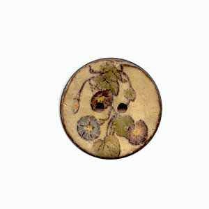 Vines Button - 1 5/8 inches