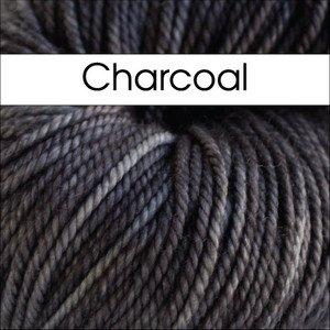 Anzula Luxury Fibers Squishy - Charcoal