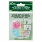 Clover Quick Locking Stitch Markers Set