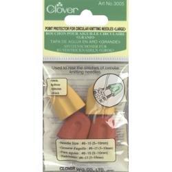 Clover Circular Needle Protector
