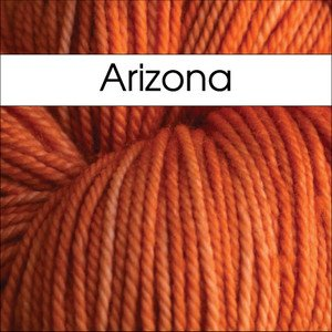 Anzula Luxury Fibers Squishy - Arizona