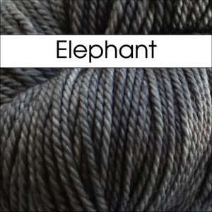 Anzula Luxury Fibers Gerty - Elephant