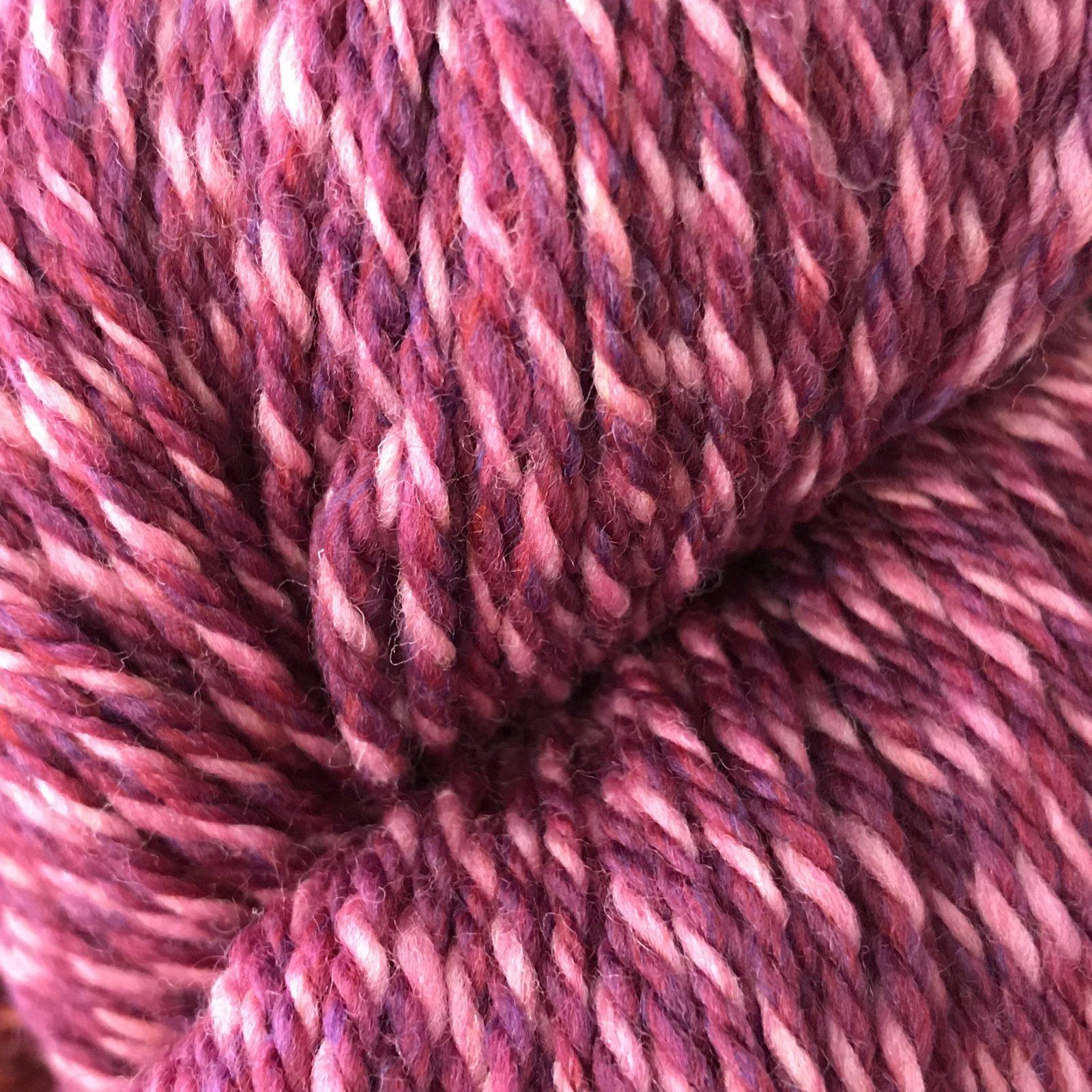 Shepherd's Wool Worsted - Raspberry Parfait