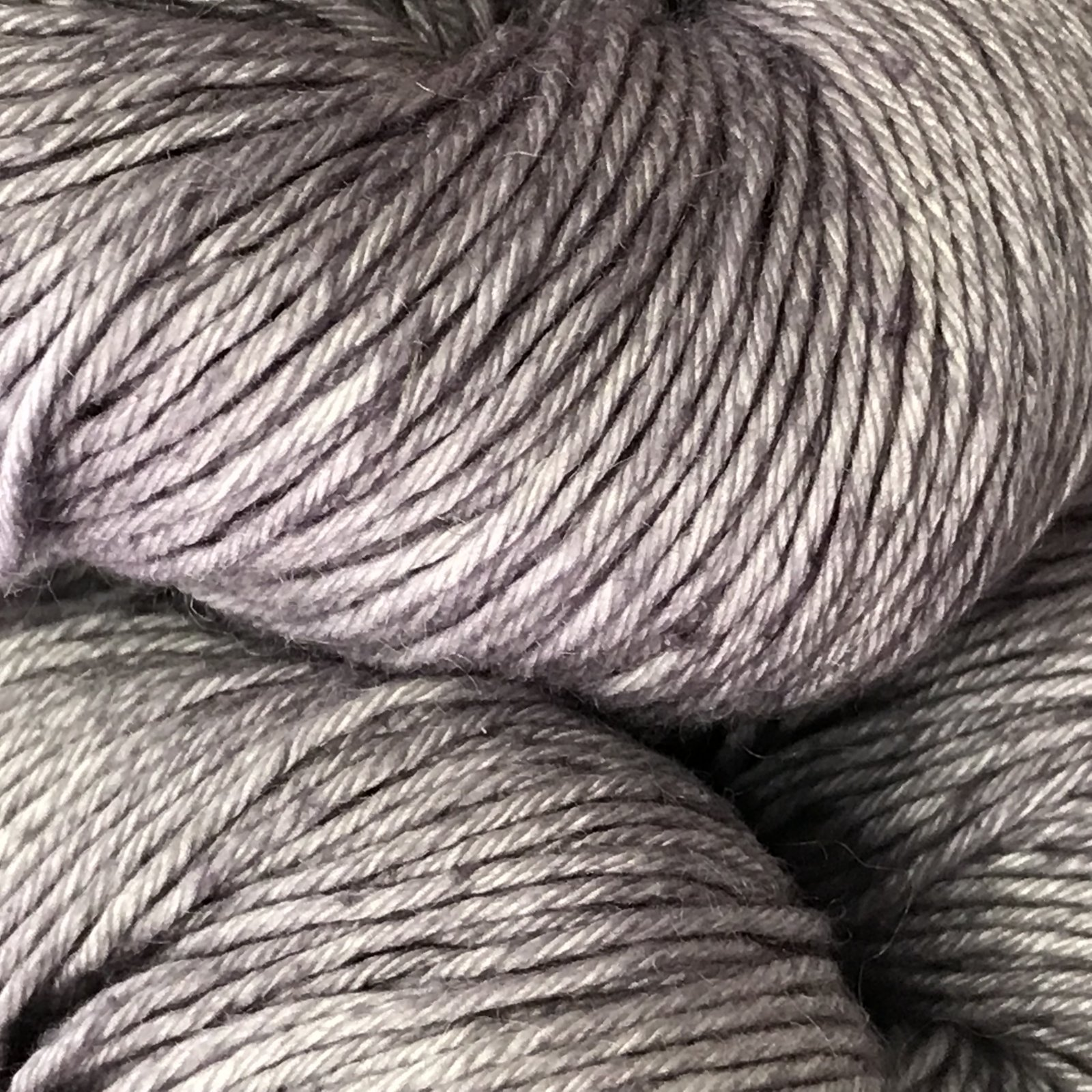 Sweet Georgia Flaxen Silk DK - London Fog