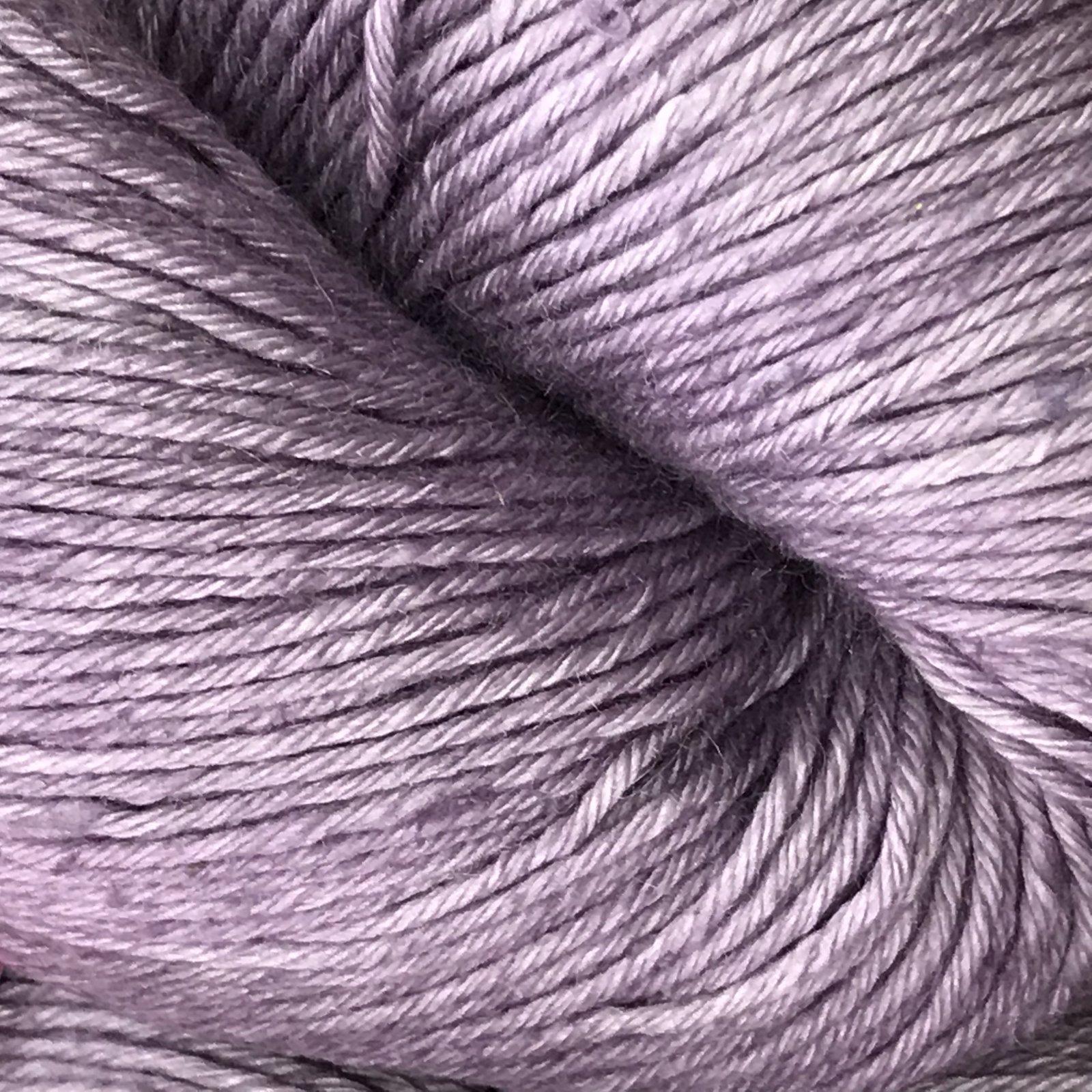 Sweet Georgia Flaxen Silk DK - Lilac