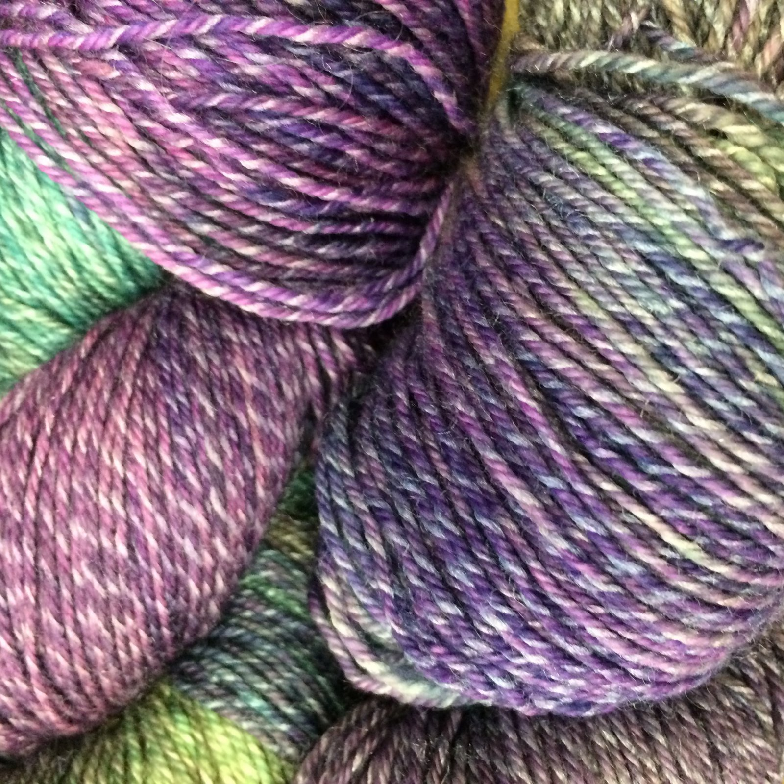 Mountain Colors Twizzlefoot Periwinkle