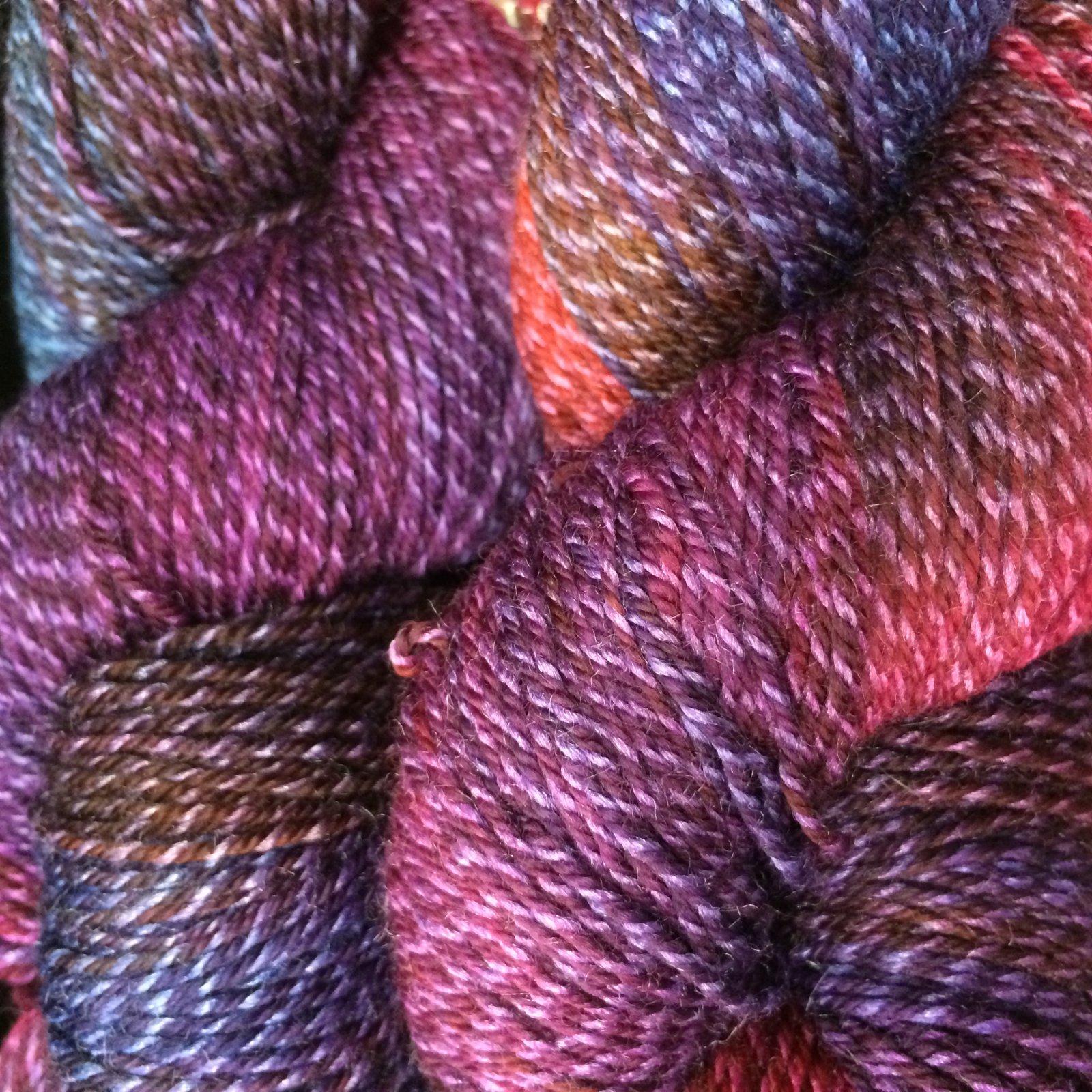 Mountain Colors Twizzlefoot Joliet