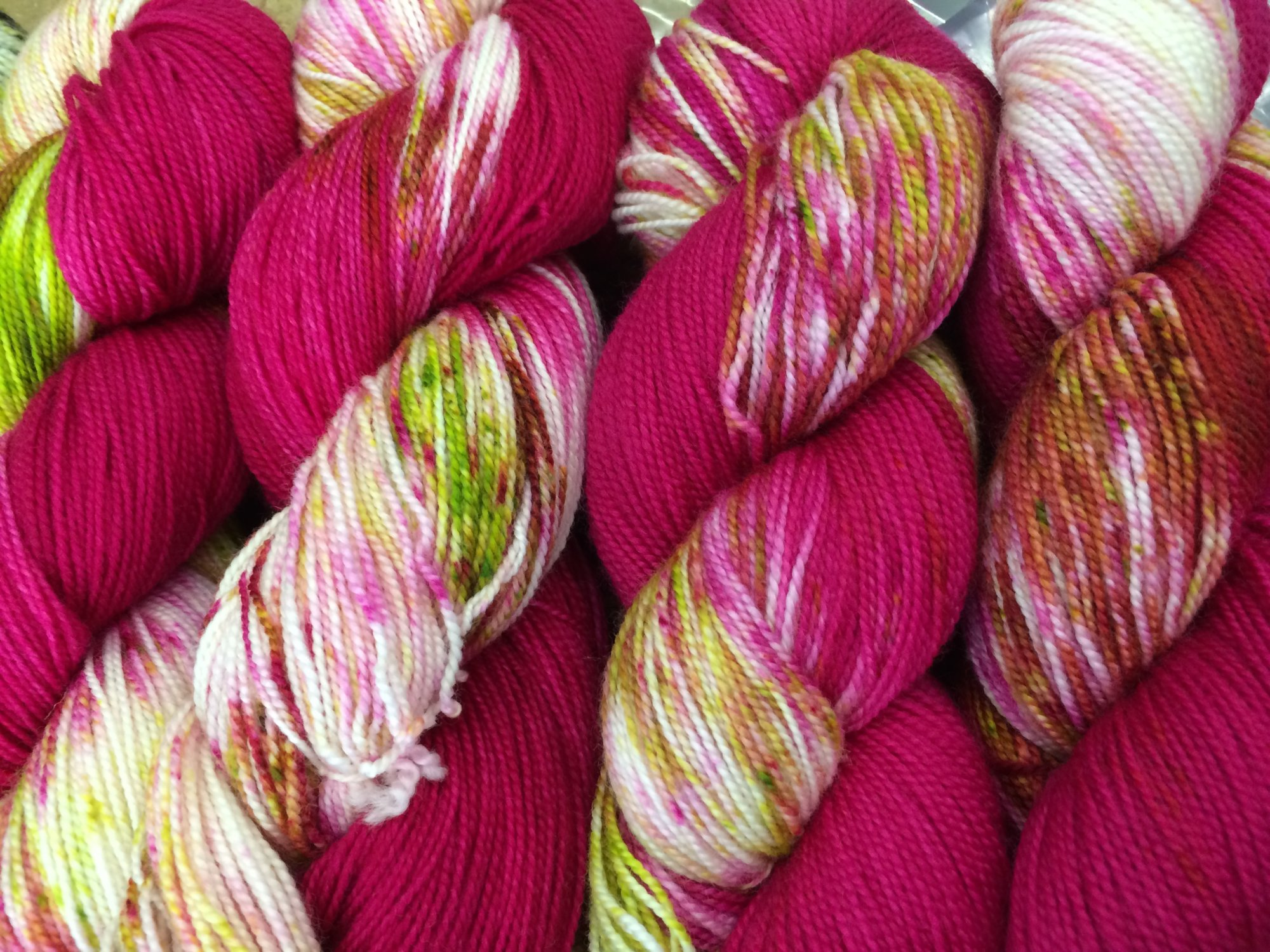 Baah Yarn La Jolla - Queen of Roses