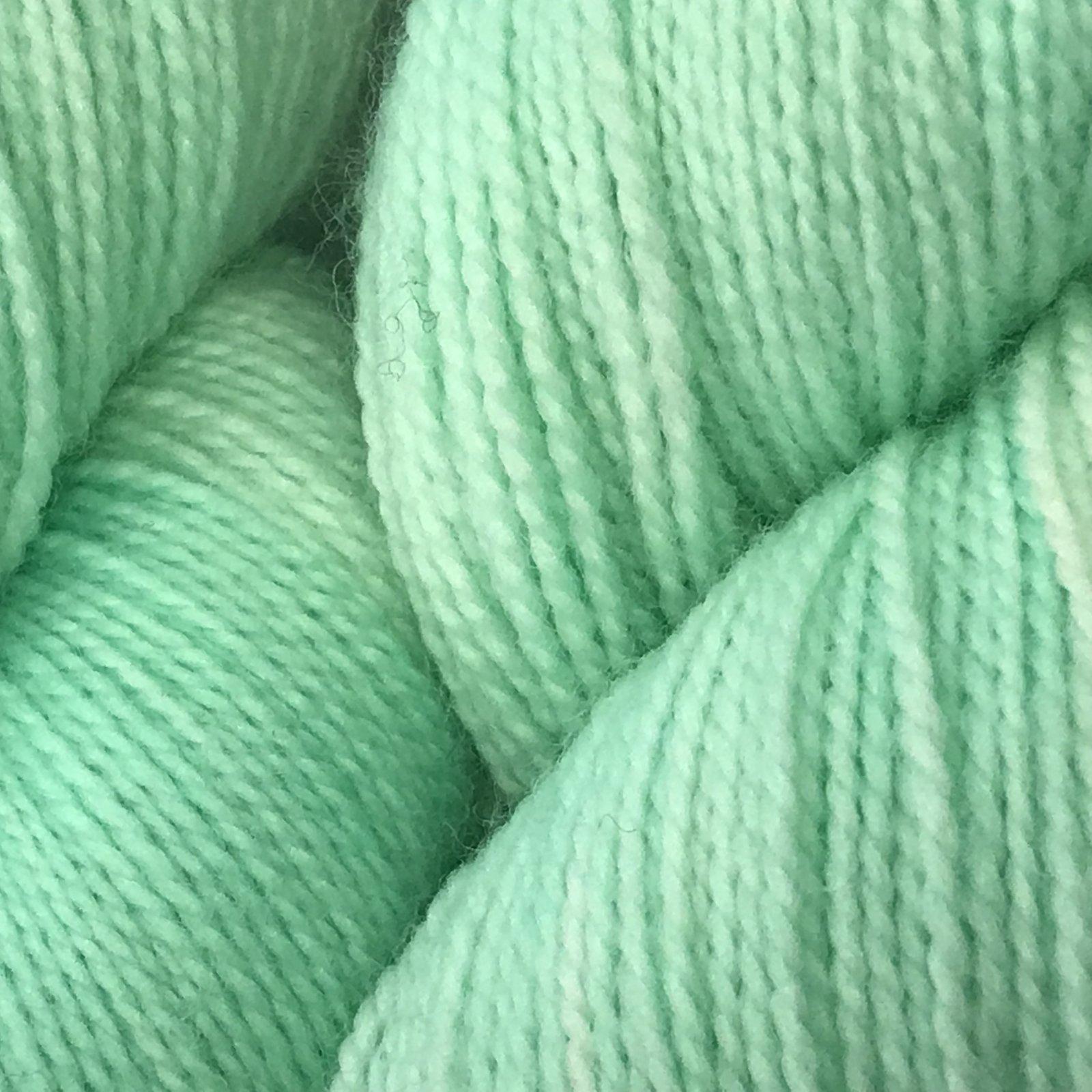 Stitch Together - Twisted Sock - Glow Worm
