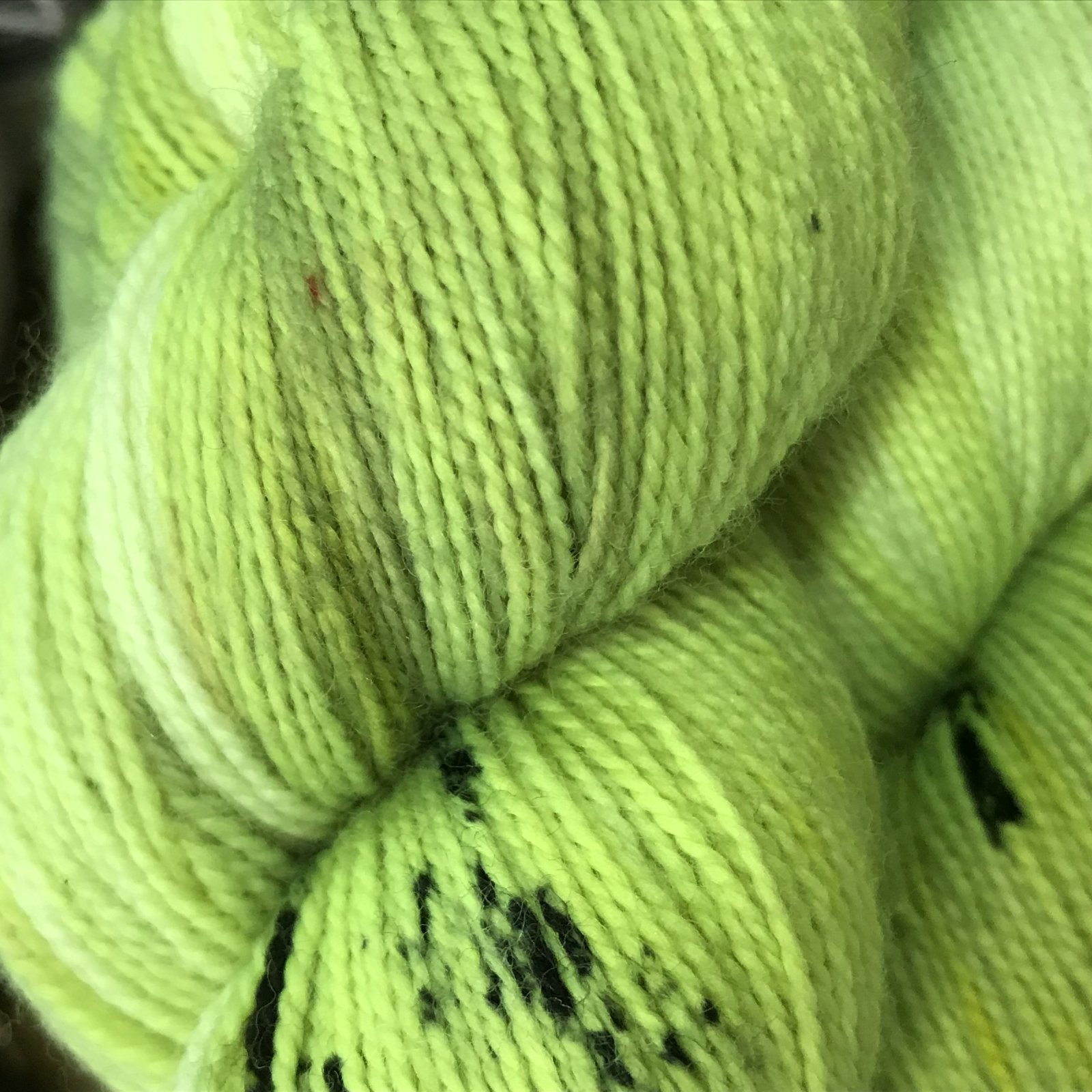 Stitch Together - Twisted Sock - Prussian Green