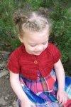 Little Girls Shrug Pattern #288