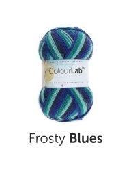 WYS - ColourLab DK #892 Frosty Blues