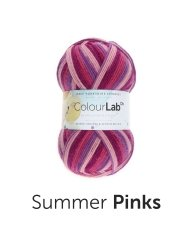 WYS - ColourLab DK #893 Summer Pinks
