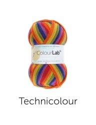 WYS - ColourLab DK #891 Technicolour