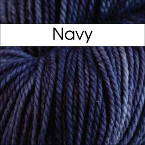 Anzula Luxury Fibers Squishy - Navy