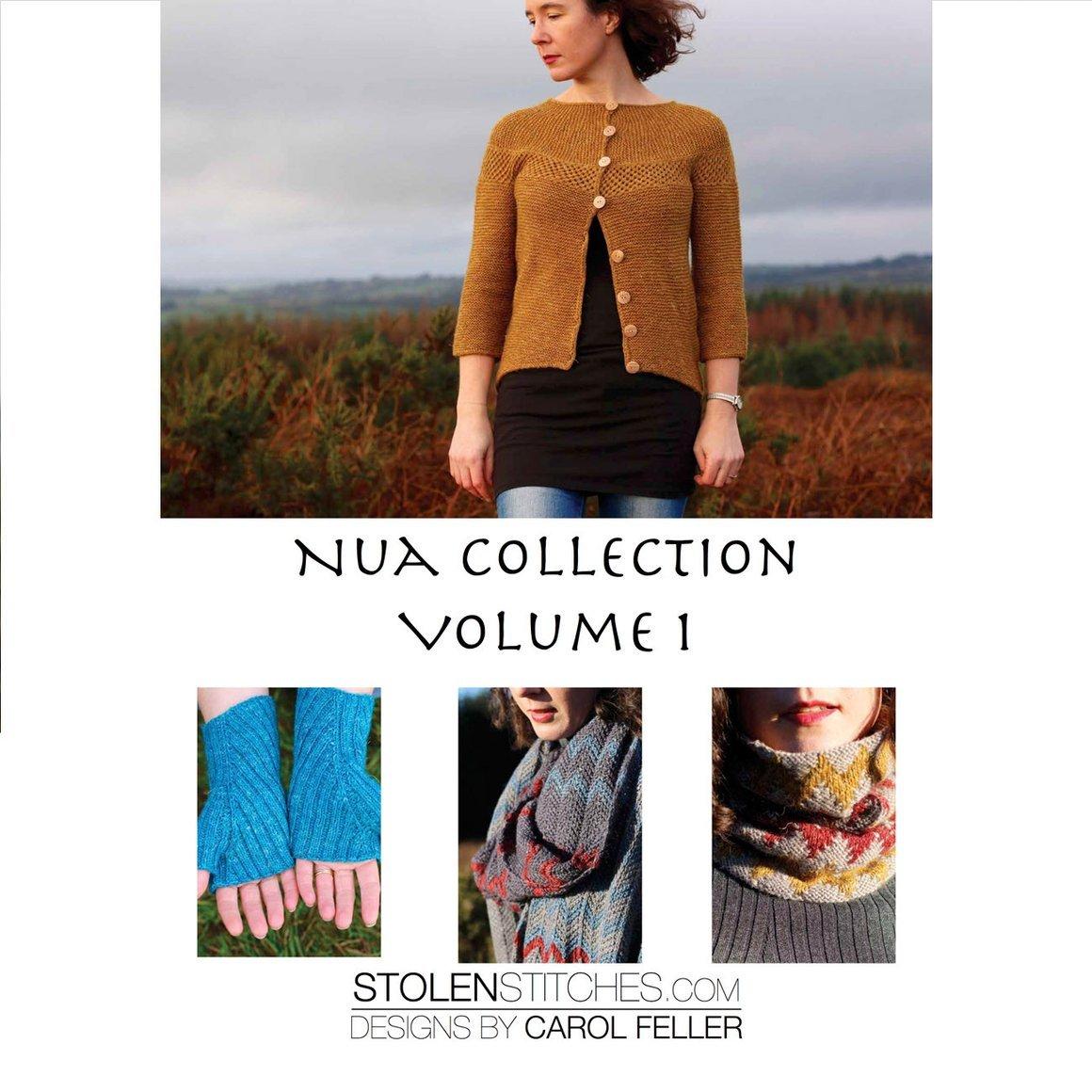 Stolen Stitches - Nua Collection Volume 1