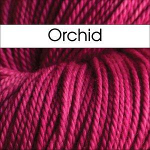 Anzula Luxury Fibers Squishy - Orchid