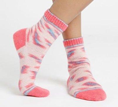 Kinda Magic Sock Yarn Regia - Pink Paws