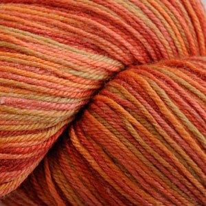 Cascade Heritage Silk Paints #9801 Fall Folliage