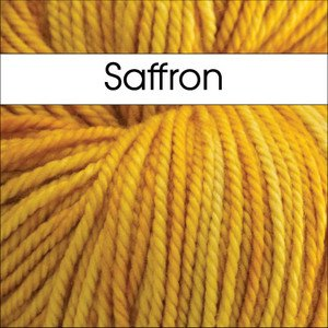 Anzula Luxury Fibers Squishy - Saffron