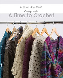 CEY Design Viewpoints - A Time to Crochet #1605