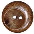 Buttons Etc - Wood Scoop Button W17601/36 (7/8)