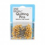COLLINS QUILTING PINS 1-3/4 INCH X LONG COLLINS 250 PACK