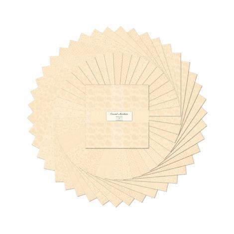 WILMINGTON CARAMEL MACCHIATO REVISED 10 SQUARES 512-38-512