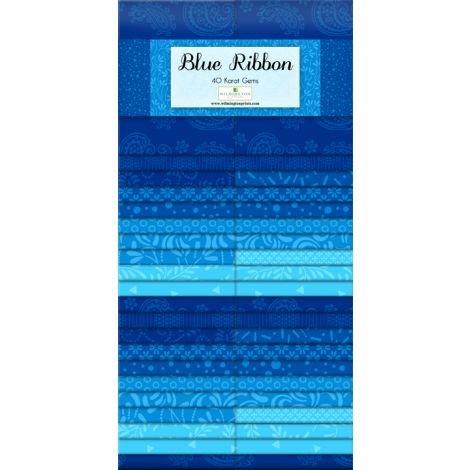 WILMINGTON BLUE RIBBON 40 K GEMS 2 1/2 STRIPS  842-50-842