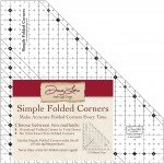 ANTLER QUILT DESIGN Simple Folded Corners