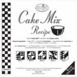 MISS ROSIE'S CAKE MIX RECIPE  10