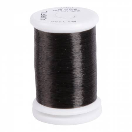 AURAFIL BLACK NYLON THREAD