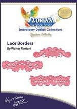FLORIANI LACE BORDERS