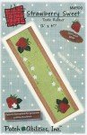 STRAWBERRY SWEET TABLE RUNNER KIT