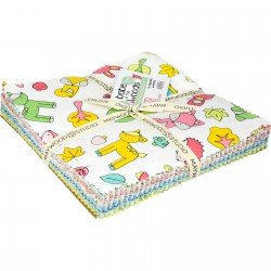 MAYWOOD BABE IN THE WOODS 10 INCH SQUARES