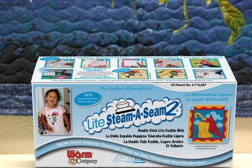 STEAM-A-SEAM 2 LITE 12 INCH WIDE