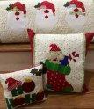 December Pillow Wrap