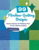99 machine quilting desgins