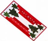 Christmas Pines Table Runner