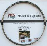 Medium 8 inch Pop up Refill
