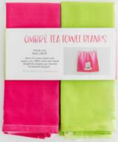 Ombre Tea Towels