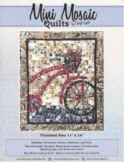 Bike mosaic