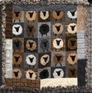 Baa Baa Black Sheep Quilt