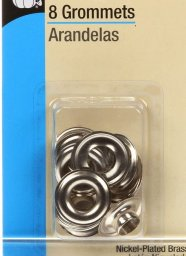 Grommets Nickle-Plated Brass